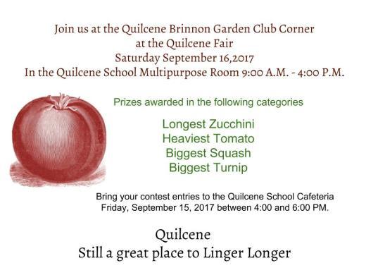 QBGCC Fair Poster 2017